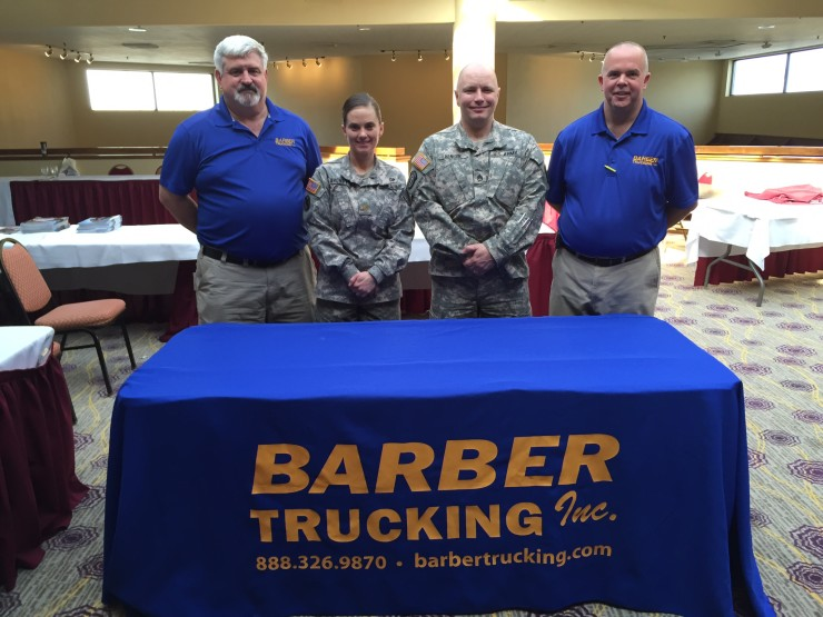 Military Friendly Employer & Proud of it!